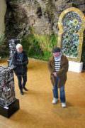 Exposition à «Renc'Art» au Loroux Botterau