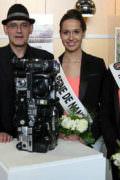 Floralies 2014 et trophée «Prima» par Rémy Tassou
