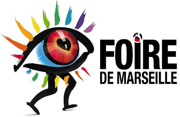 Logo de la Foire International de Marseille 2010