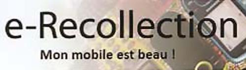 """Flyer Semaine Européenne de la Réduction des Déchets """"Mon mobile est beau"""""""