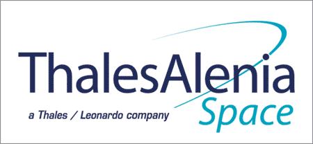 Logo Thalès Alenia Space
