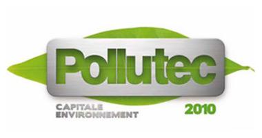 Logo Pollutec 2010
