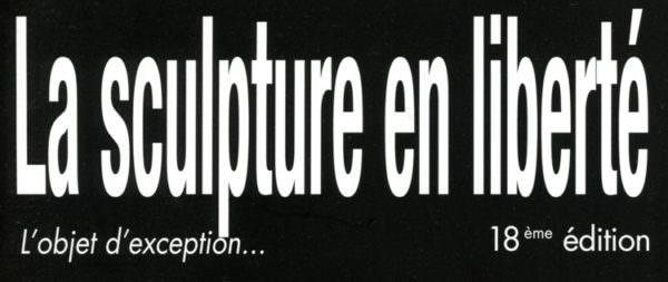 """Texte """"la sculpture en liberté"""" (Roquebrune sur Argens)"""