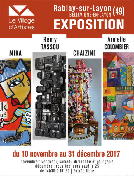Affiche Expo Rablay 2017