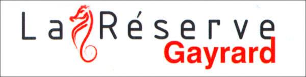 Logo la Reserve Gayrard