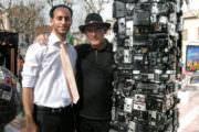 Avec Julien Baesa, attaché de presse du Sivades