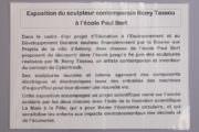 Texte de l'exposition Tassou