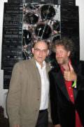 Tassou avec Fabrice Chabot directeur du magazine Technikart