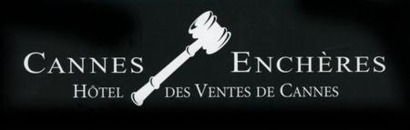 """""""Cannes Enchères"""" (logo)"""