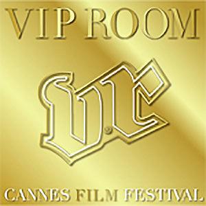 Logo Vip Room du festival de cannes 2009