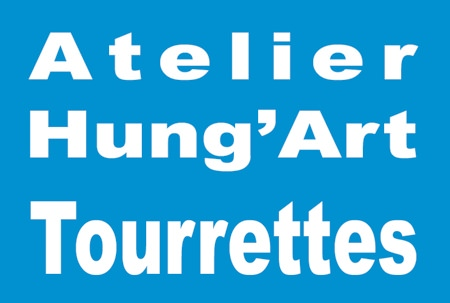Logo Hung'Art (Tourrettes)